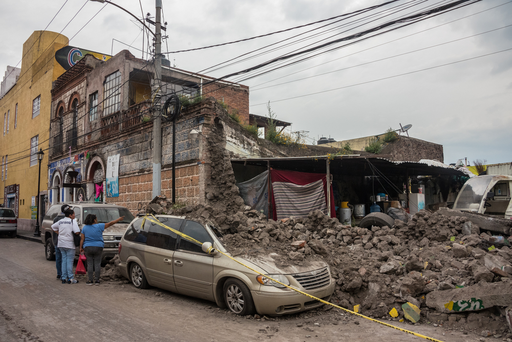 Disaster Update: Mexico Earthquake
