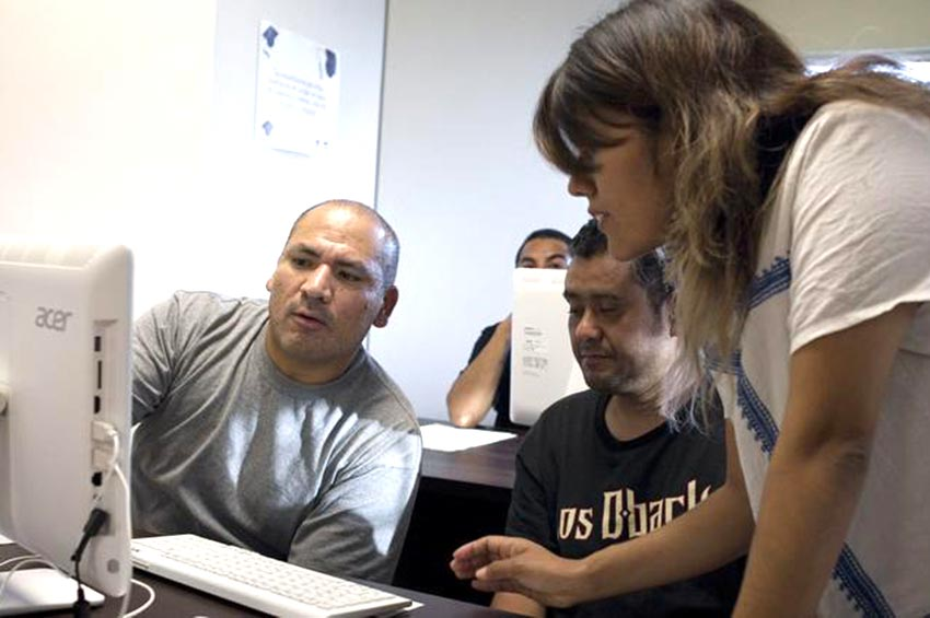 NEWS: Deportees Learn Workforce and Life Skills at Tijuana Migrant Shelter